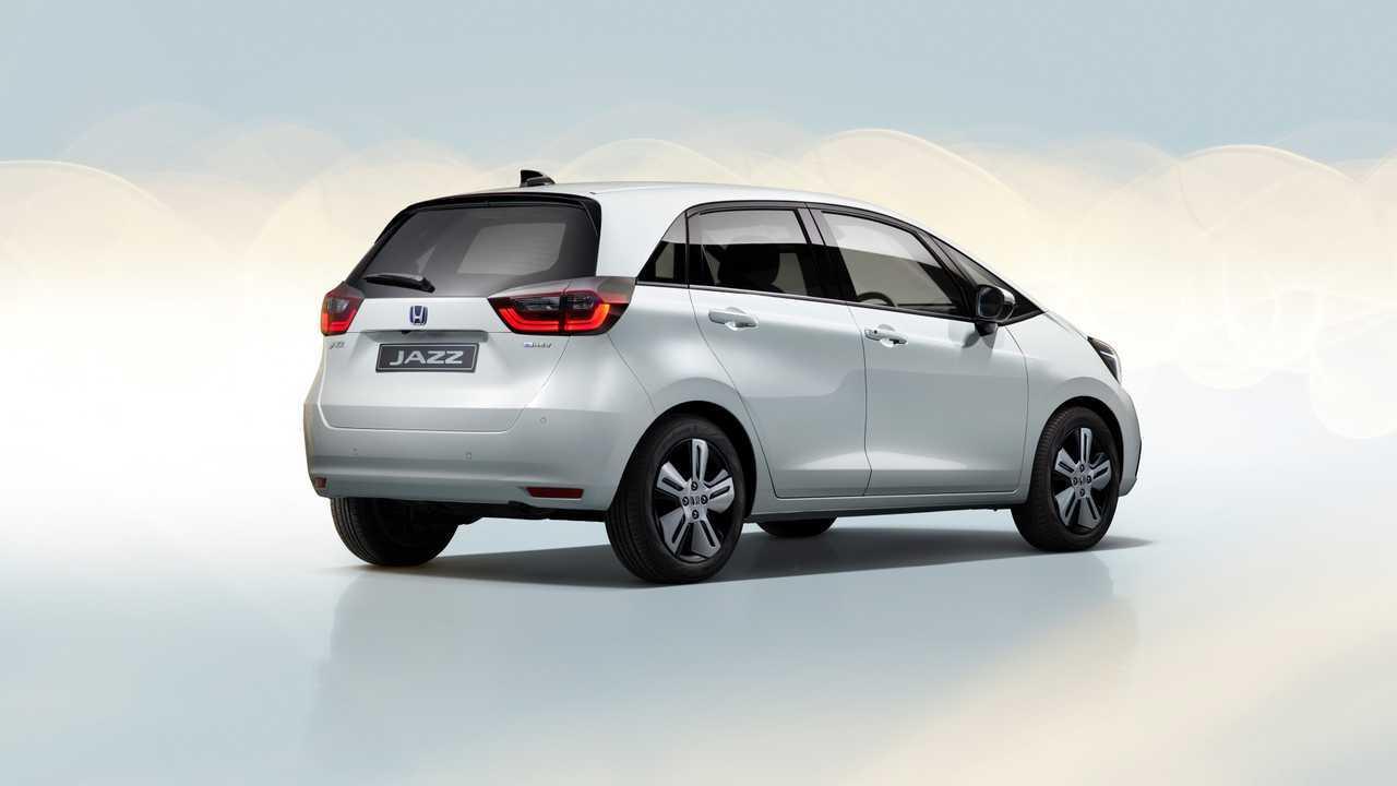 2020 Honda Fit Release