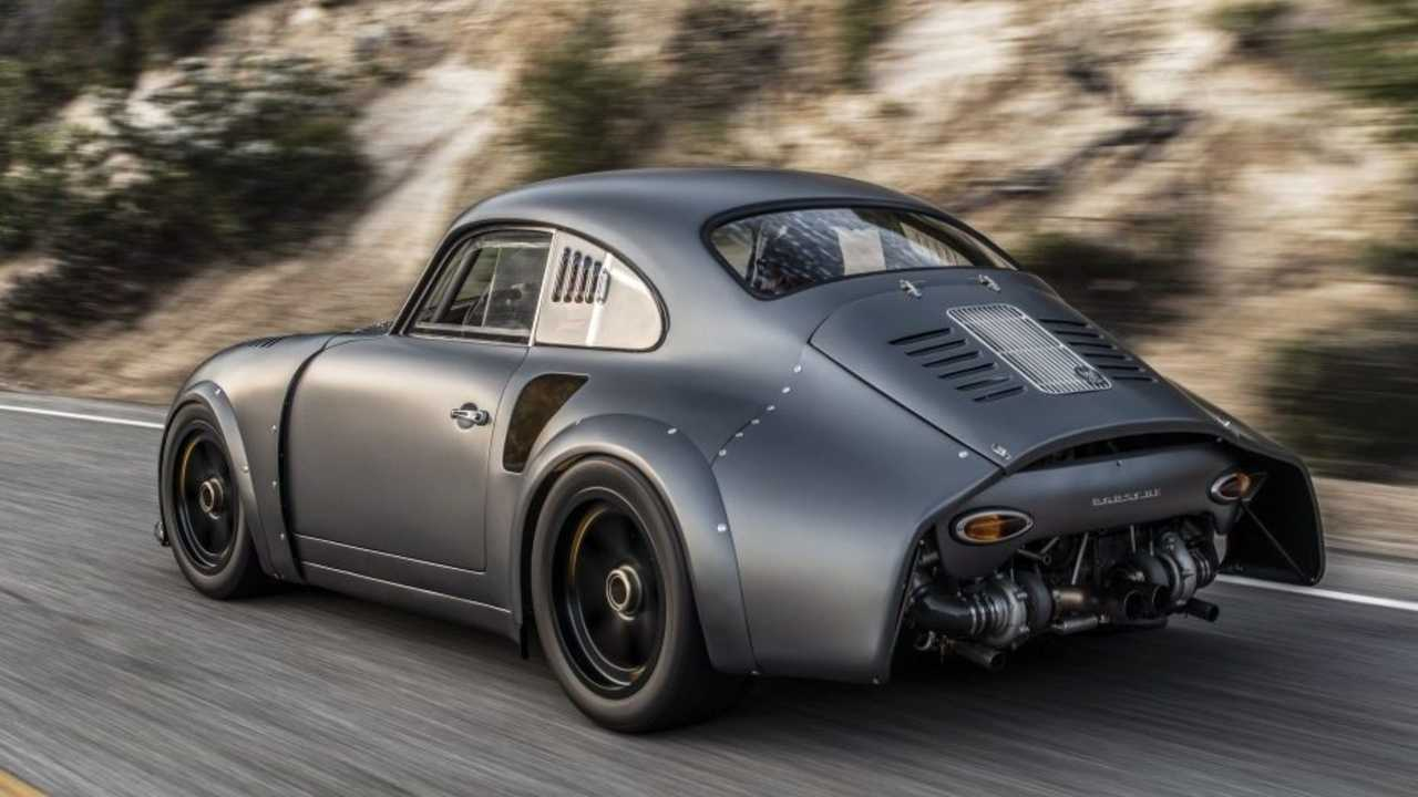 Emory Motorsports Takes Liberties With Porsches