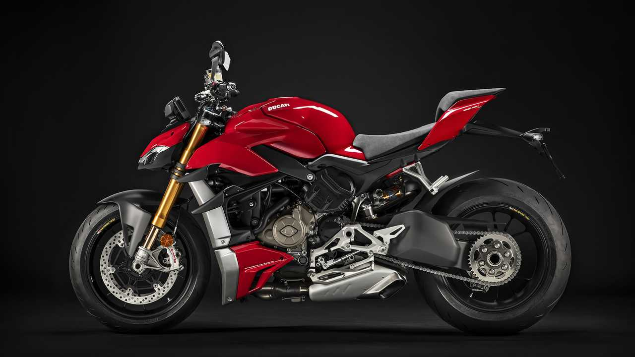 Panigale V4 Streetfighter