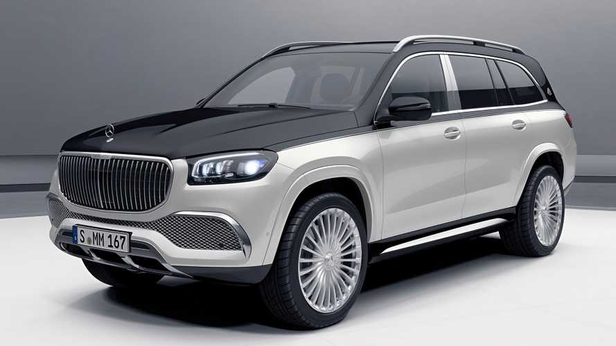 Mercedes-Maybach GLS revealed as opulent SUV