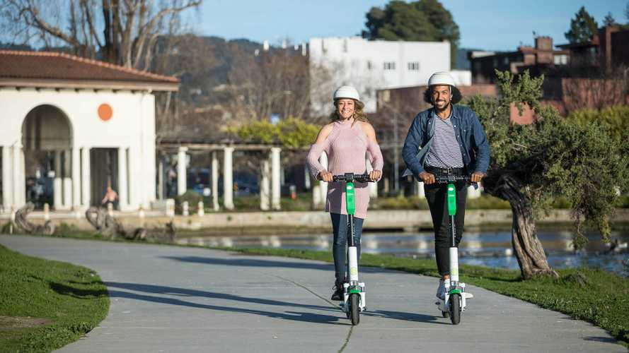 Weekend WTF E-Scooters Ride-Sharing