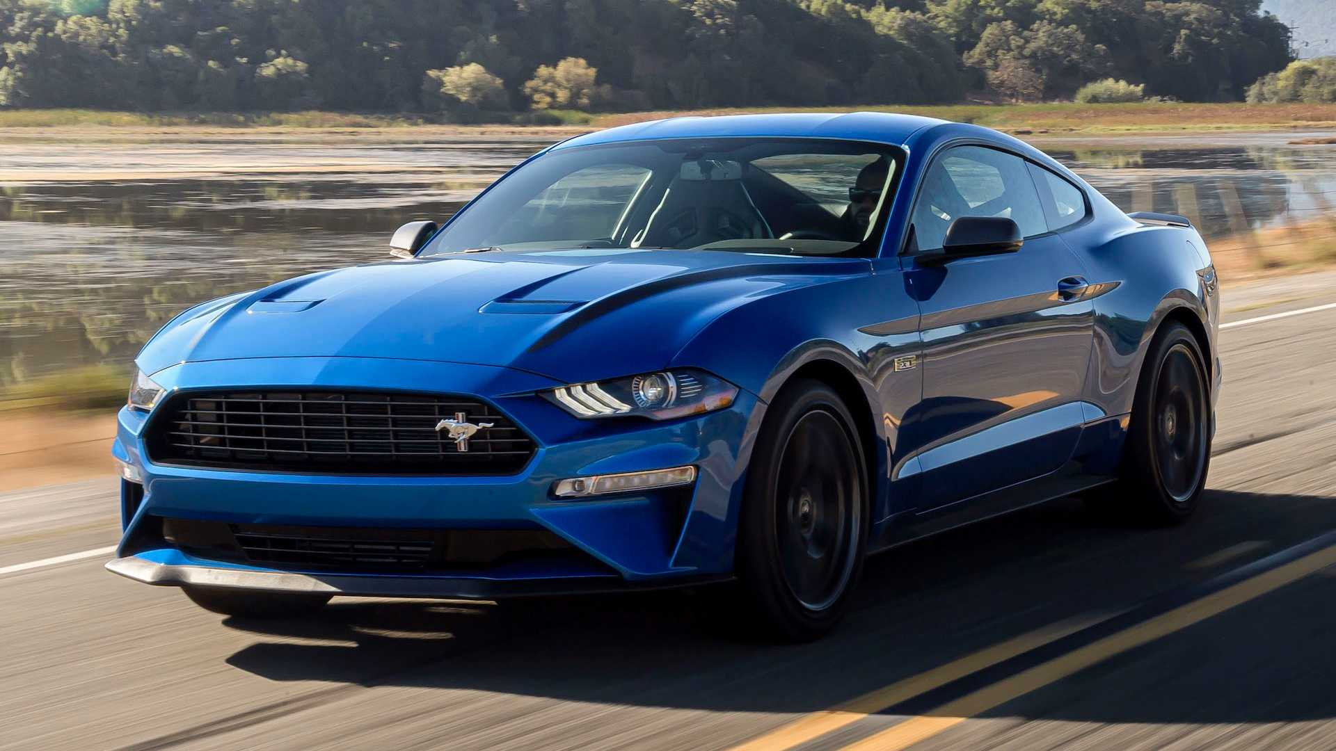 2021 Ford Mustang Packs Additional Safety Features As Standard Kit
