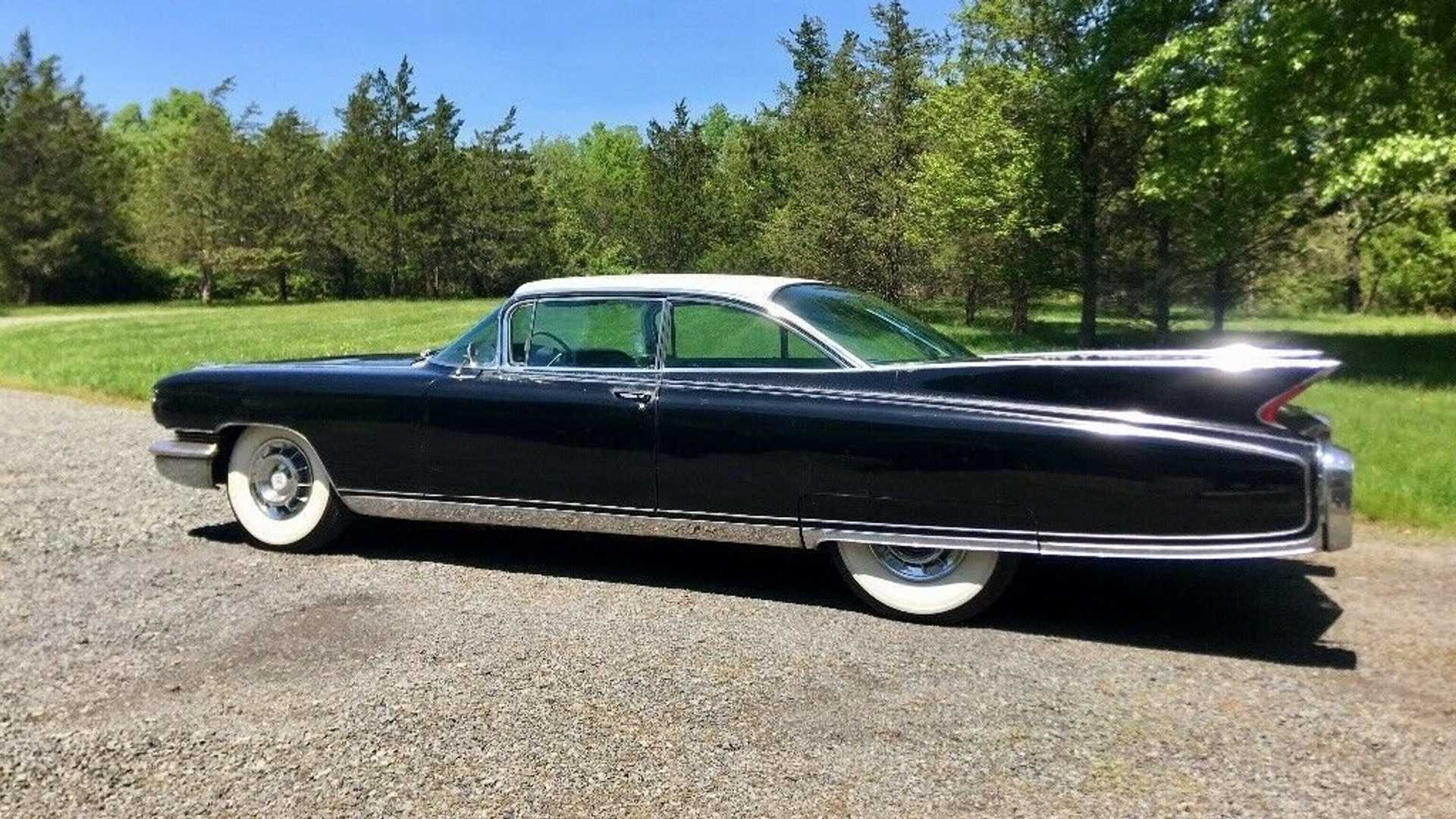 "[""Cruise In Style With This 1960 Cadillac Eldorado Seville""]"
