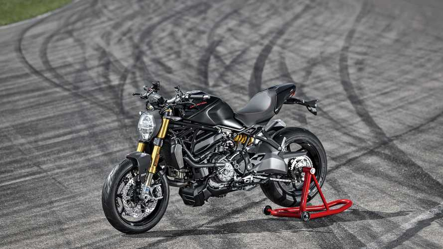 Ducati Goes Dark With The 2020 Monster 1200 S