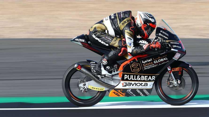 Moto3, Misano, Libere 1: Arenas precede Antonelli