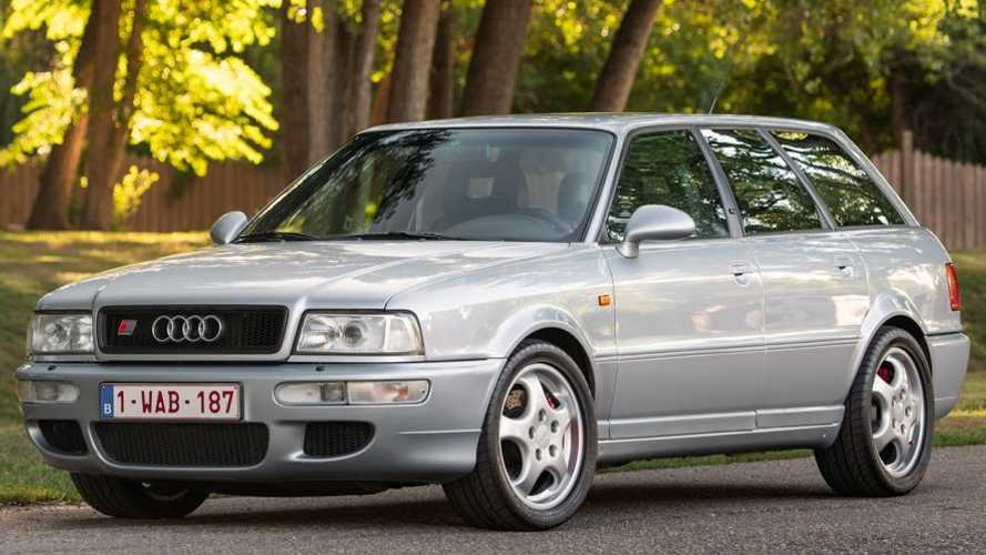 Currently The Only 1994 Audi RS2 Avant For Sale In The US