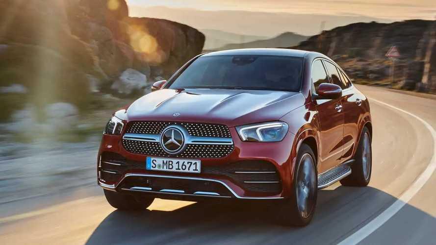 Mercedes GLE Coupé 2020
