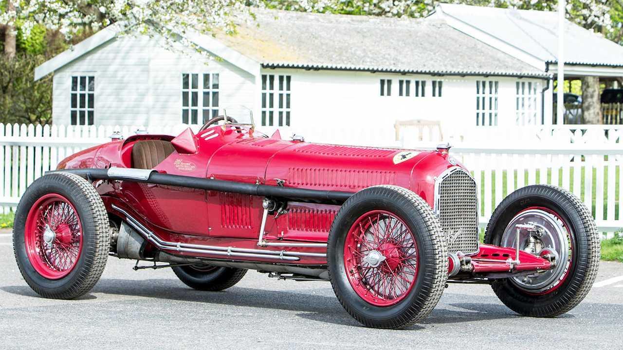 Alfa Romeo Type B (1932) - 5 millió euró