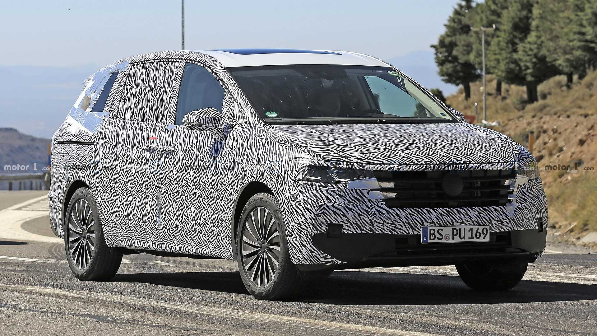 2021 VW Sharan Release Date and Concept