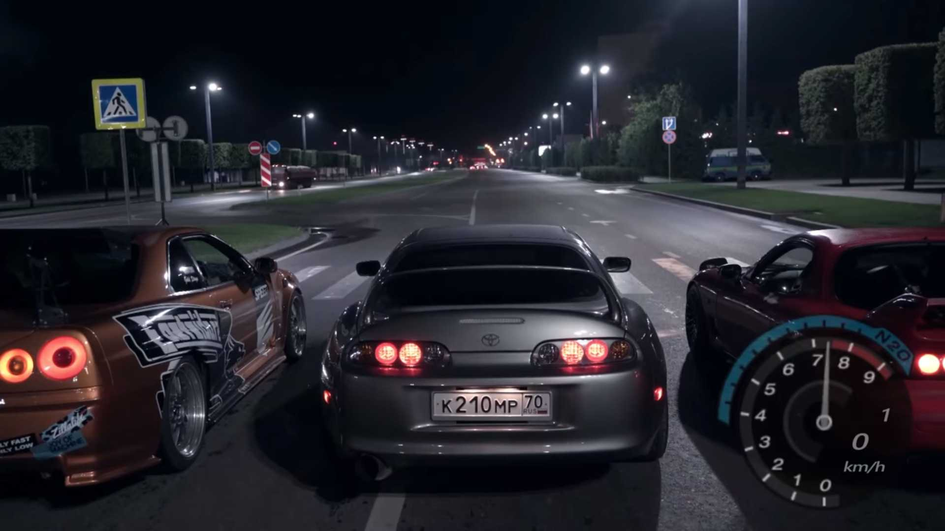 Need For Speed In Real Life Gets Equally Amazing Sequel