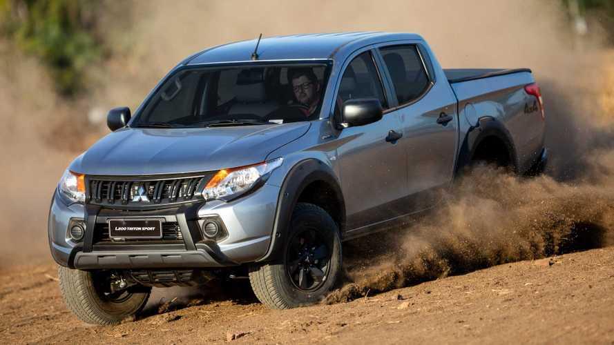 Mitsubishi L200 Triton Sport ganha versão Outdoor por R$ 126.990