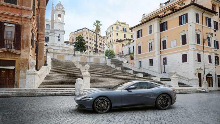 Ferrari Roma protagonista di un documentario sulla Dolce Vita