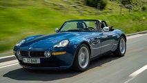 Zeitreise: Unterwegs im BMW Z8 (1999-2003)