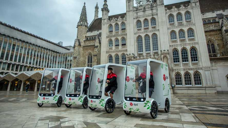 DPD takes delivery of eCargo bikes