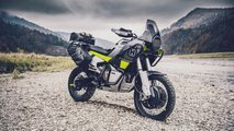husqvarna norden 901 confirmed production