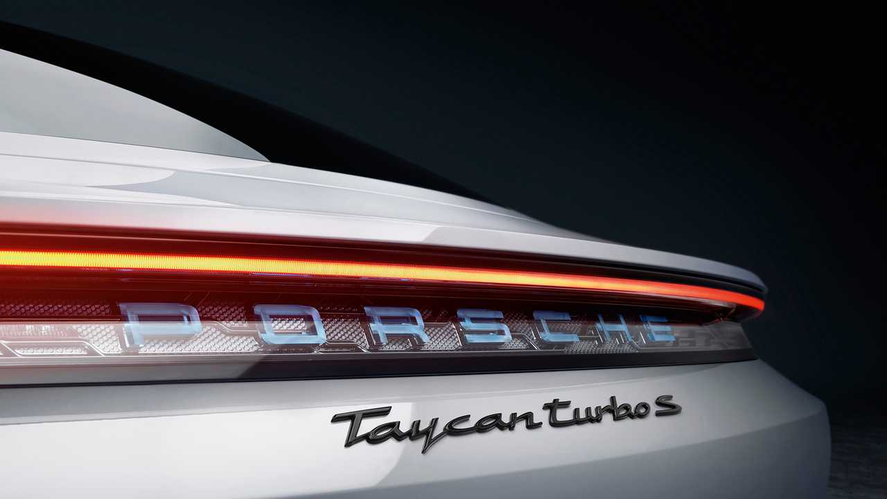 2020 Porsche Taycan Debuts As An All-Electric Super Sedan
