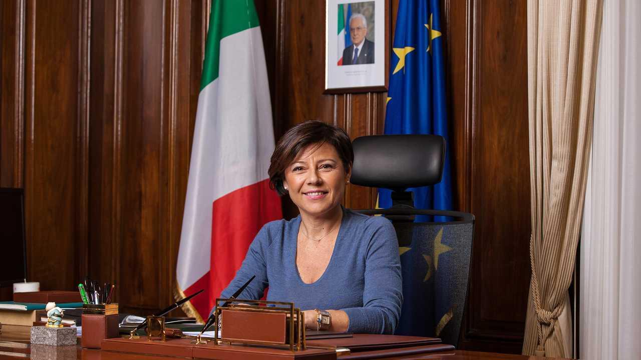 Paola De Micheli ministro trasporti
