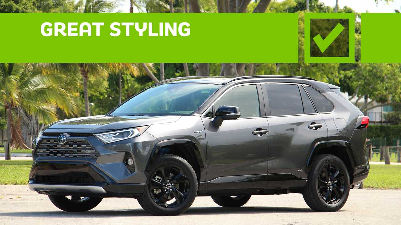 2020 Rav4 Hybrid Review.2019 Toyota Rav4 Xse Hybrid Pros And Cons