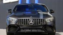 Natürlich hat Tuner Posaidon einen Mercedes-AMG GT 63 S mit 880 PS gebaut