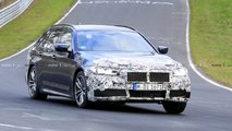 2020 BMW 5 Series new spy photos