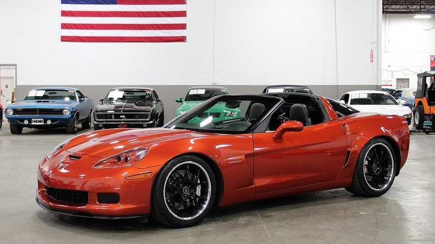 Take Home This 1-Of-1 Twin-Turbo 2005 Lingenfelter Chevy Corvette