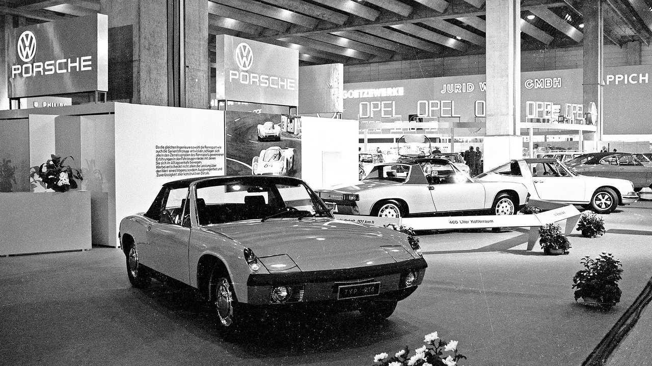 IAA 1969 Rückblick