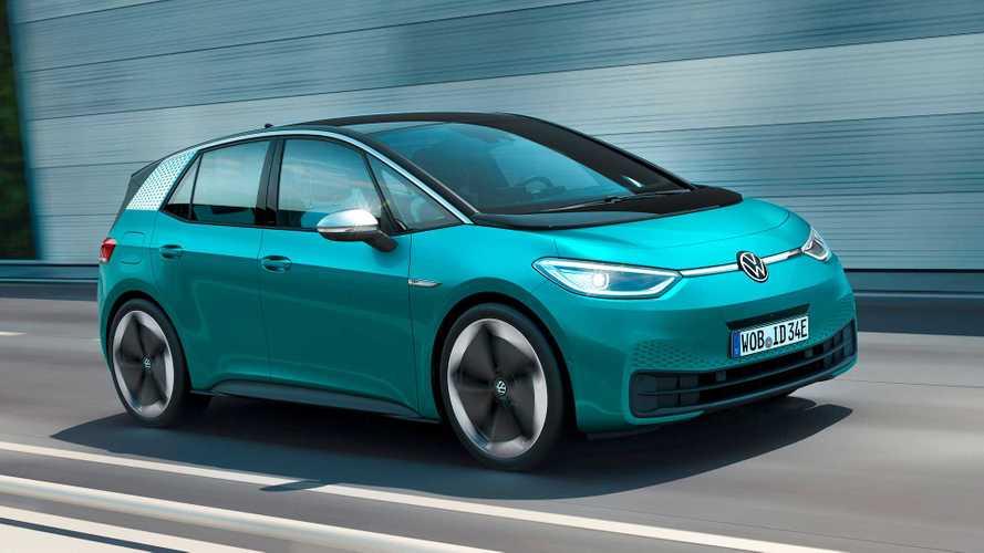 VW ID.3 enthüllt: Da ist sie, die Serienversion