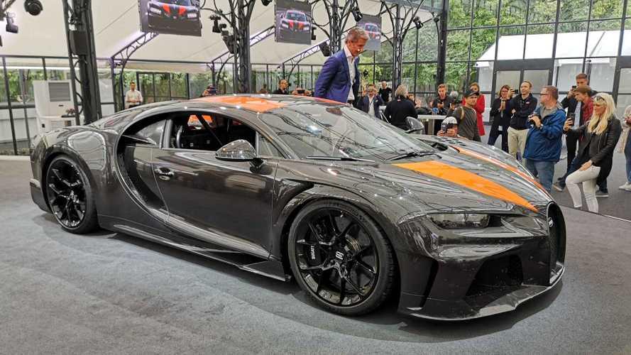 Bugatti Chiron Super Sport 300+, 4,3 milioni di euro per i 440 km/h