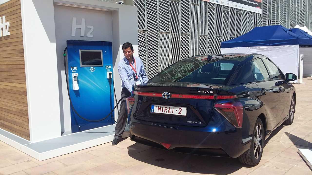 Venezia insieme a Toyota ed ENI per la distribuzione di idrogeno