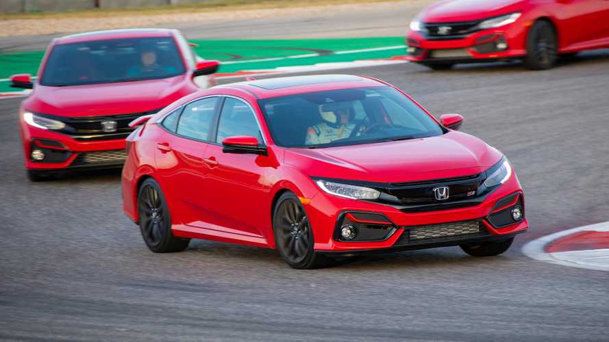 Honda Civic Si Inventory Is Running Low, So You Might Want To Hurry