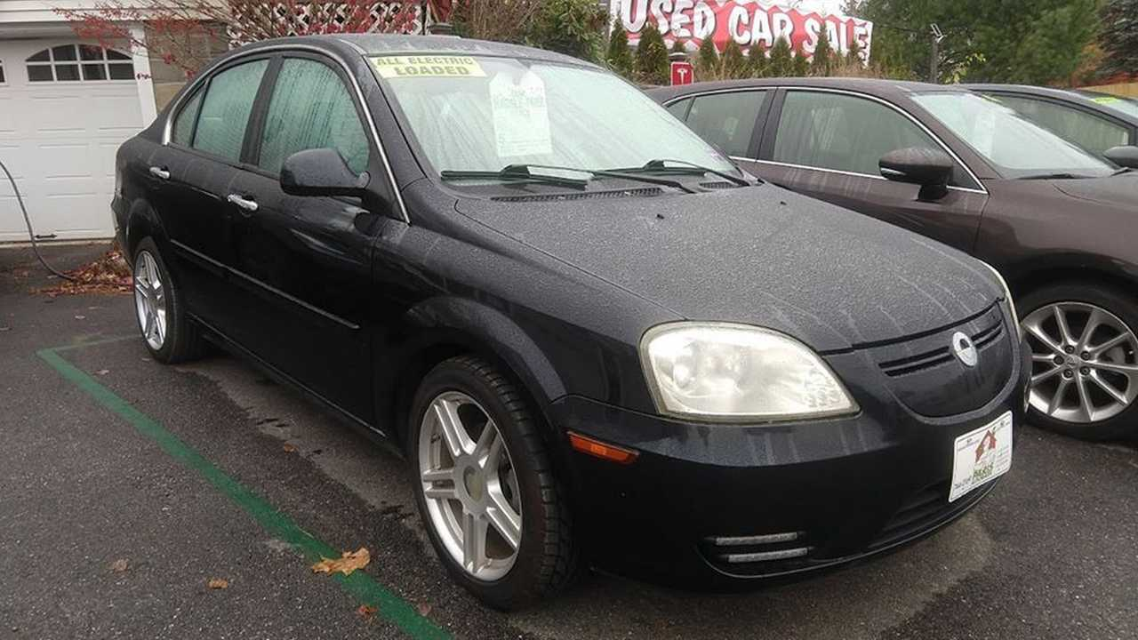 CODA Sedan Is For Sale In Maine
