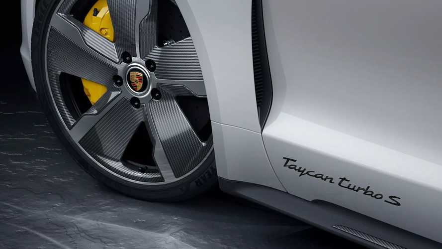 Porsche Exclusive Taycan Wheels