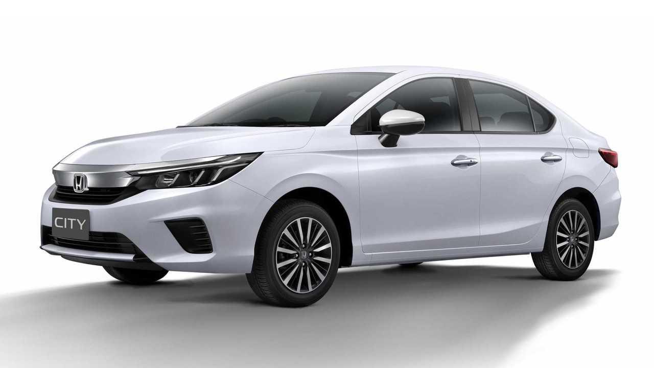 Honda City 2020 - Frente