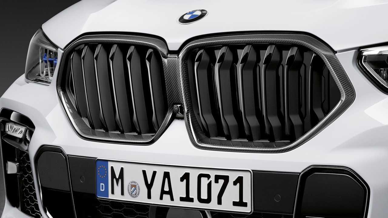 Doppio rene BMW