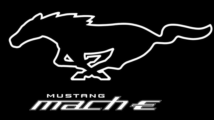 Ford Mustang Mach-E Logo