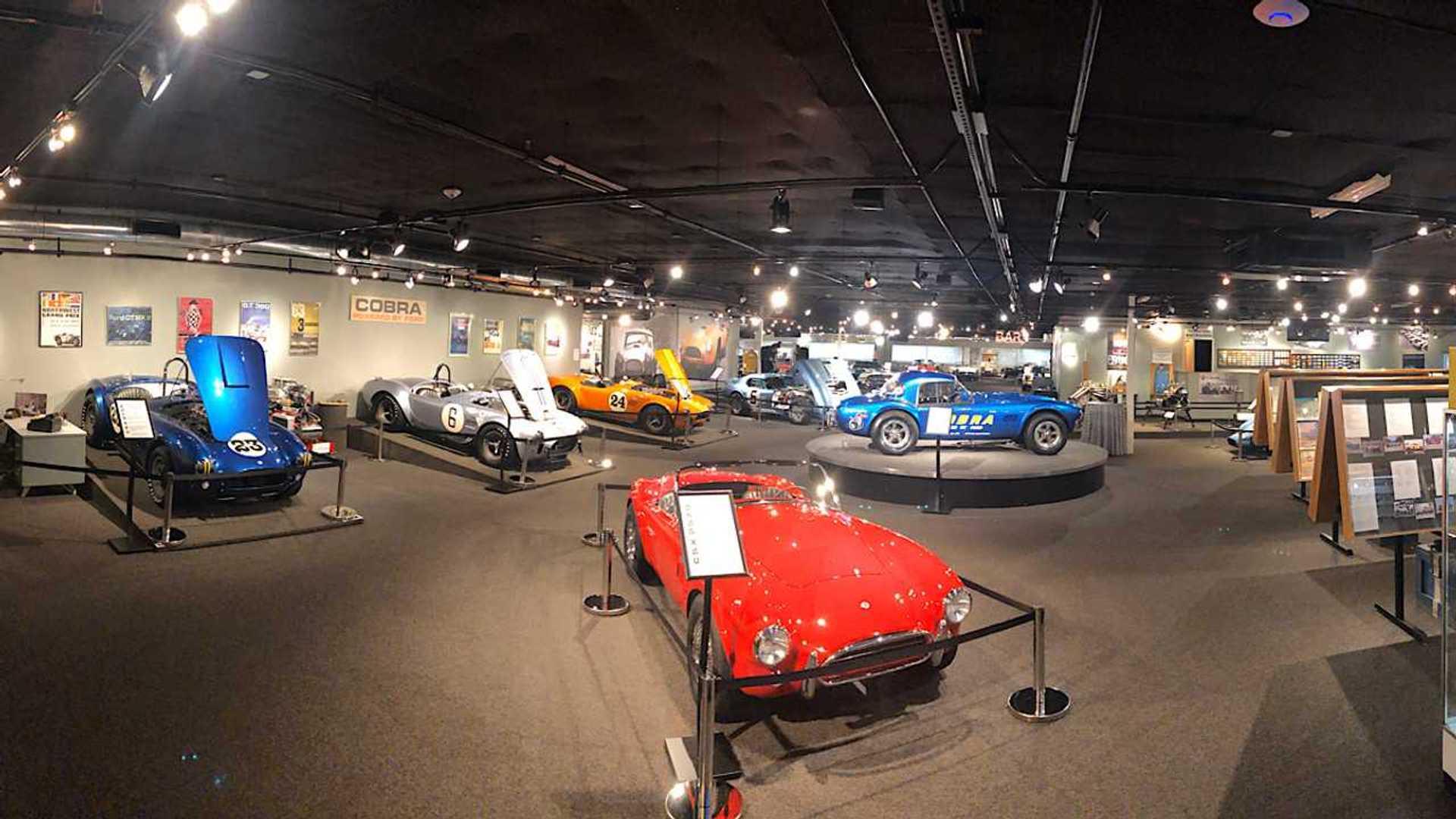"""[""""Shelby Cobra 427 Used In 'Ford V Ferrari' Filming""""]"""