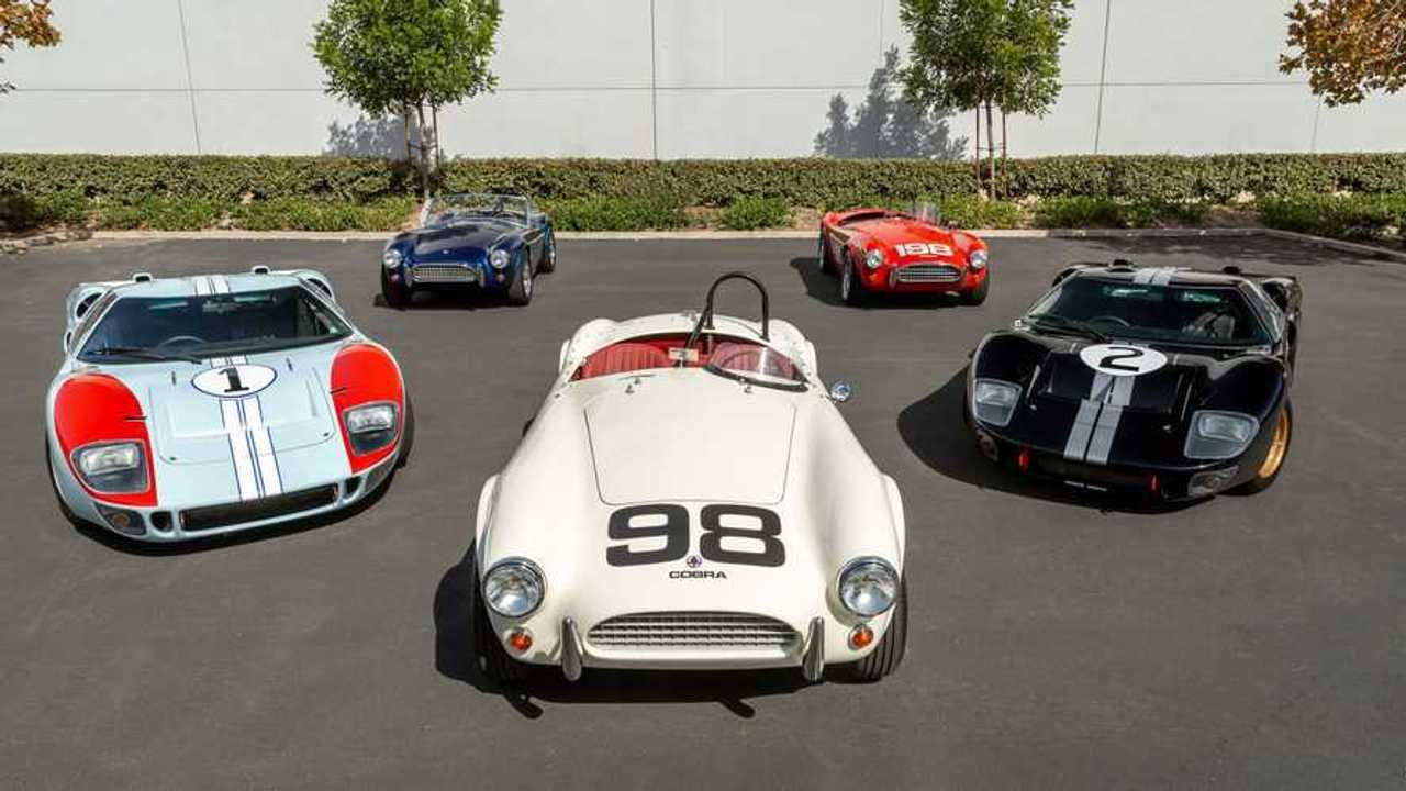 Le Mans '66 replicas