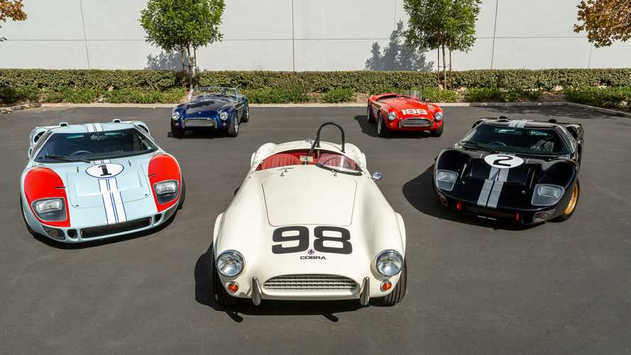 Buy Le Mans '66 replicas without breaking the bank