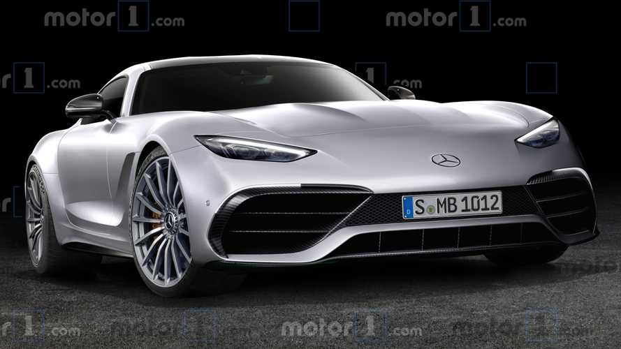 Mercedes-AMG GT Coupé 2021, ¿un ONE a escala?