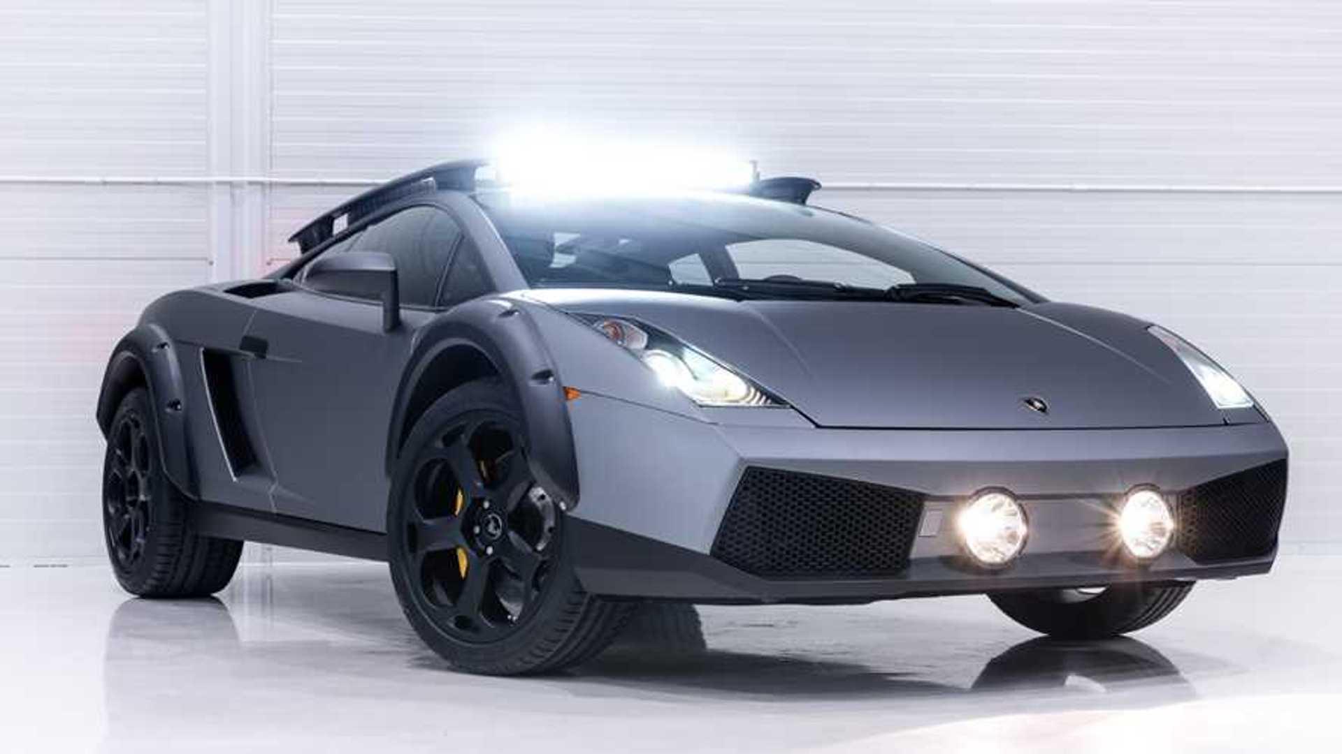 Sinister Off,Road Lamborghini Gallardo Is Real, And It\u0027s For
