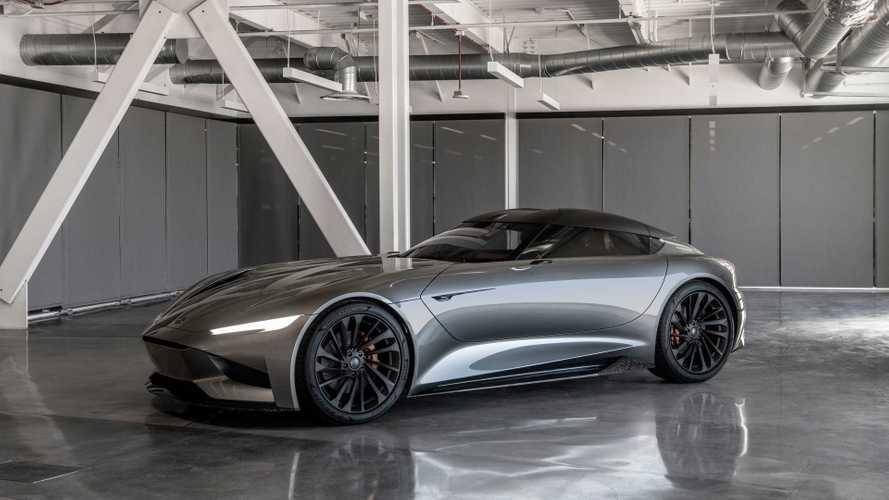 Karma SC2 Concept: un hiperdeportivo eléctrico, con sabor americano