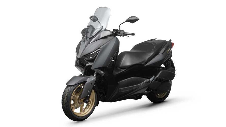 Nova Yamaha XMax 250 entra em pré-venda por R$ 21.990