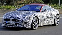 2021 Jaguar F-Type Coupe And Convertible Spy Photos