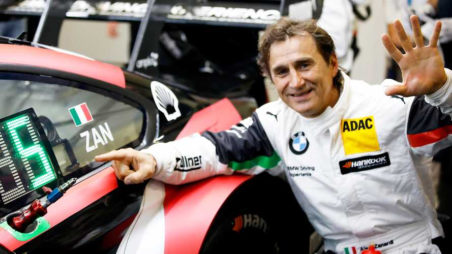 DTM, Zanardi pronto per la Dream Race: