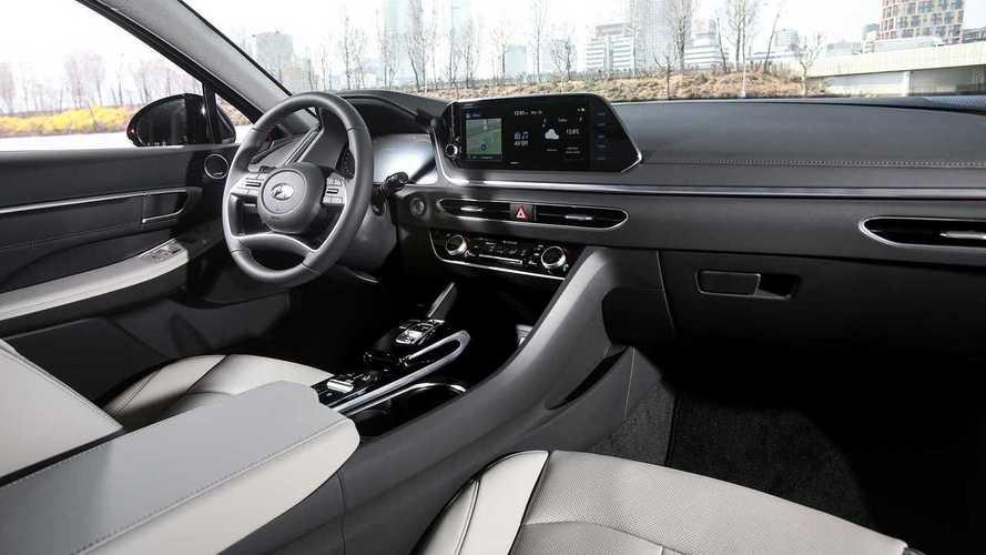 Hyundai Sonata восьмого поколения: теперь и в России