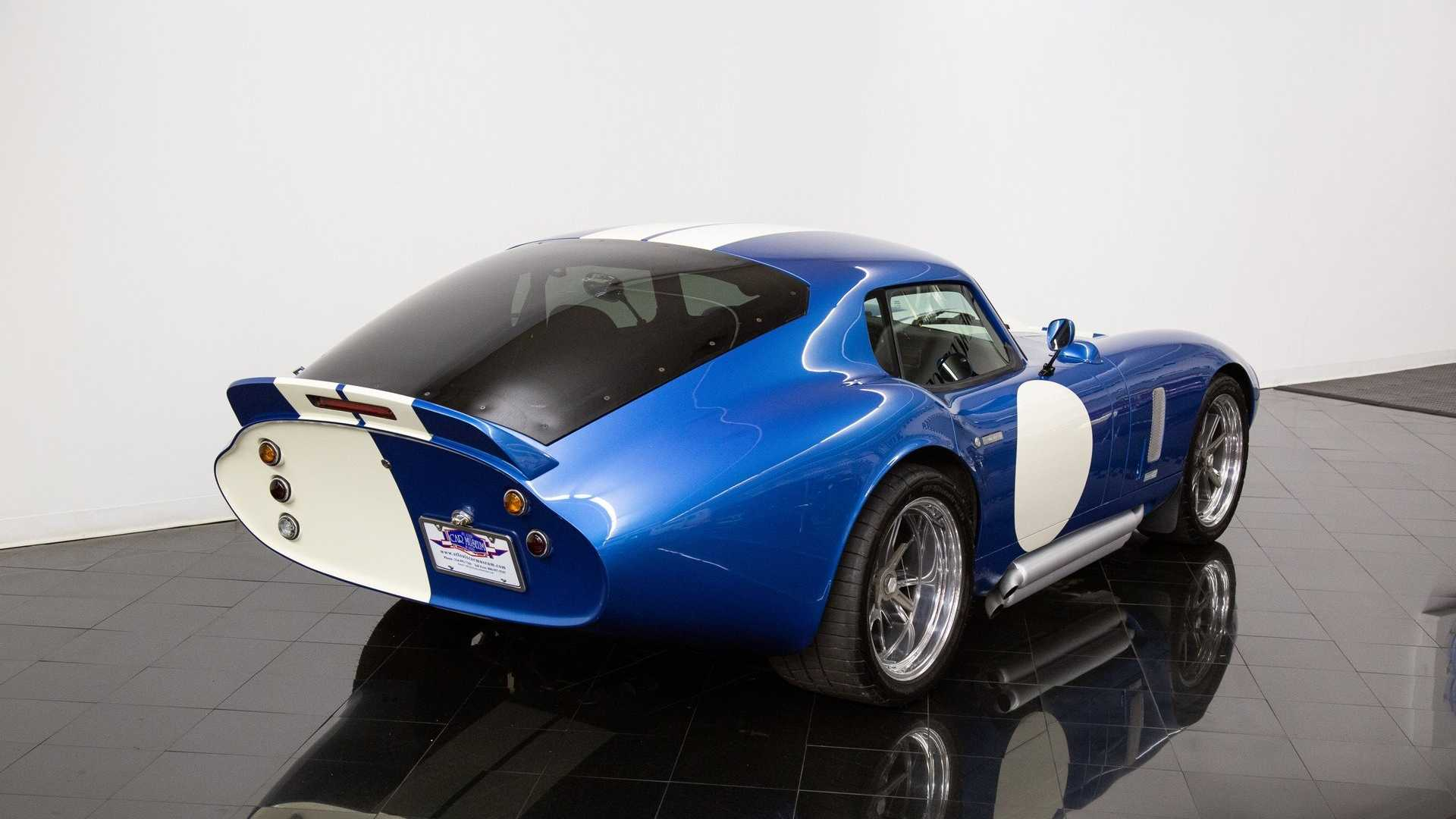 """[""""Clear Garage Space For This Stunning 1964 Shelby Daytona""""]"""