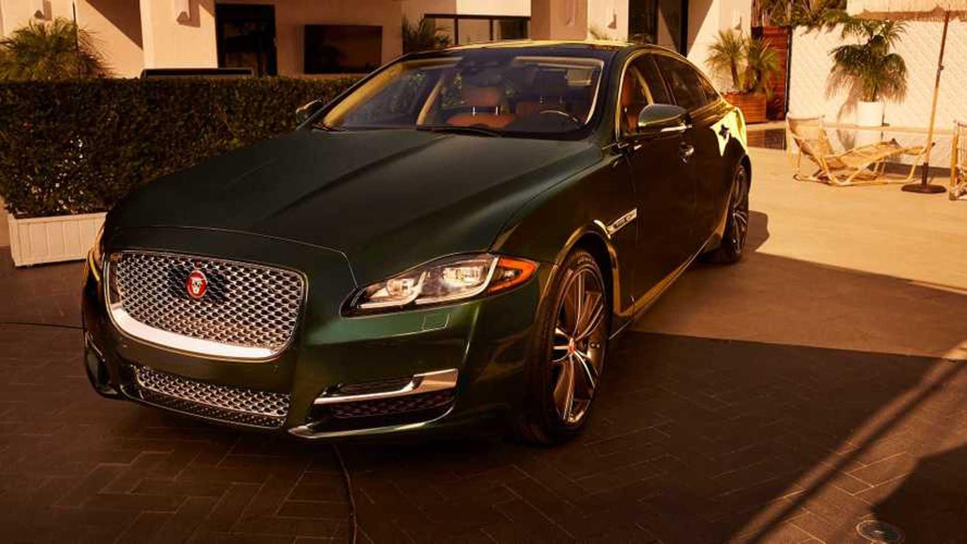 Jaguar XJ Collection Marks End Of Big Sedan's Ninth Life