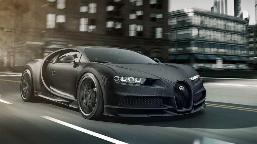 La Bugatti Chiron reçoit une édition spéciale appelée 'Noire'