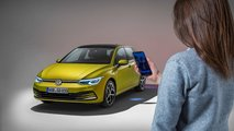 VW Golf 8 (2019) Connect-System