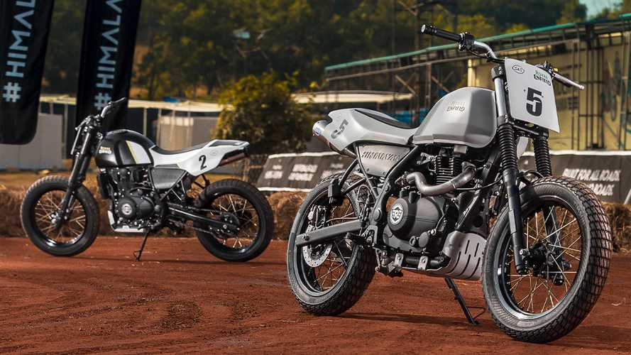 Royal Enfield Himalayan FT 411